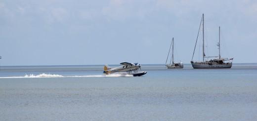 waterplane cairns