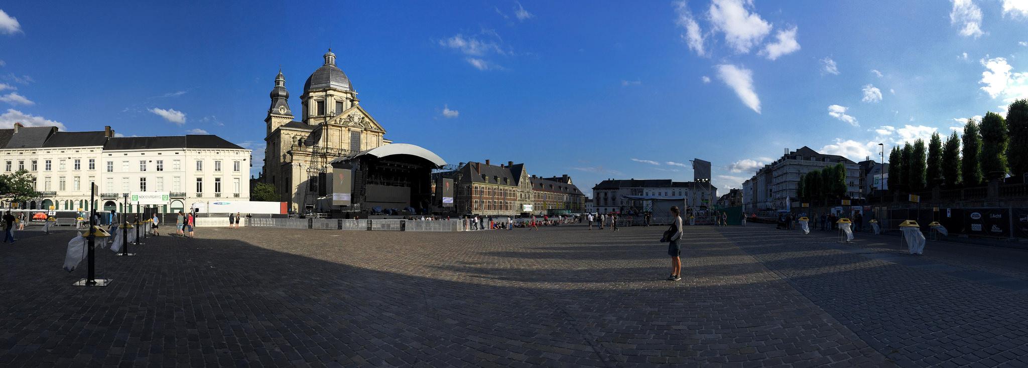 Massive Attack in Ghent